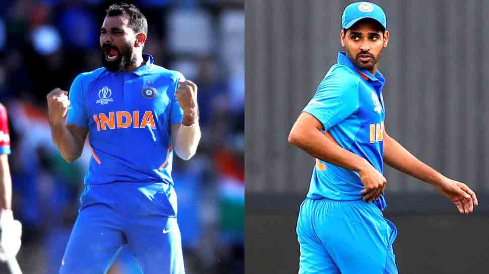 World Cup 2019: विंडीज के खिलाफ शमी की जगह भुवी को प्लेइंग XI में चाहते हैं तेंदुलकर
