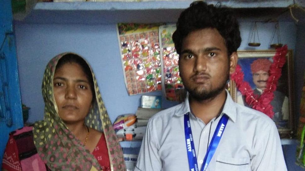 कोटा: स्कूल के शिक्षकों की मदद से की IIT की तैयारी, अब सपना हुआ पूरा