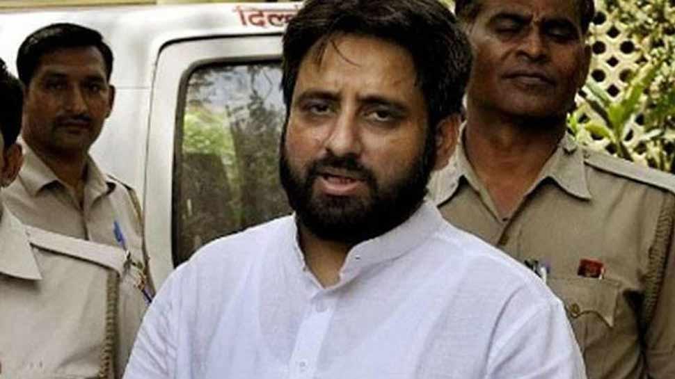 कांग्रेस ने अमानतुल्ला खान पर लगाया दिल्ली वक्फ बोर्ड की नियुक्तियों में घोटाले का आरोप