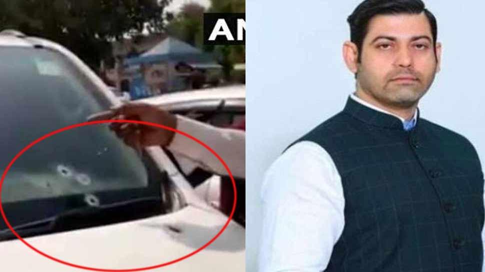 राहुल ने कांग्रेस नेता की हत्या पर दुख जताया, हरियाणा सरकार पर साधा निशाना