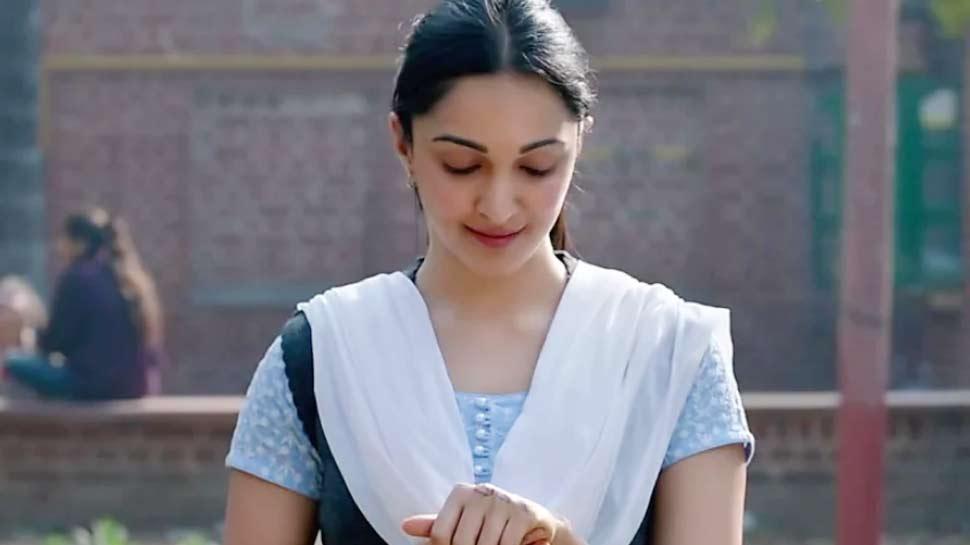 Kiara Advani's kurta style