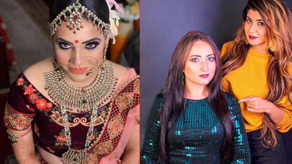 MakeUp आर्टिस्ट प्रिया अरोड़ा भर रही हैं दुल्हनों के सपनों को रंग