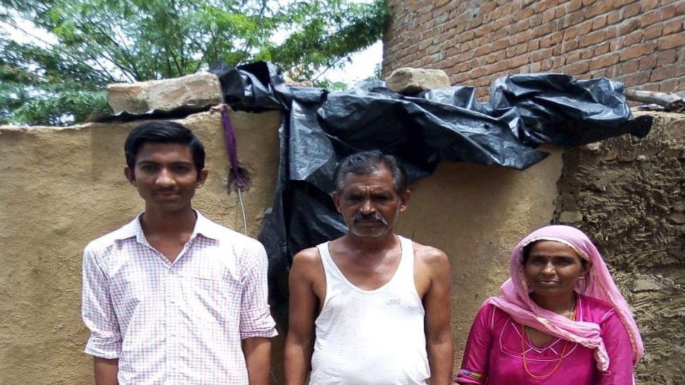 कोटा: नरेगा मजदूर के बेटे कुलदीप का IIT में चयन, बदलना चाहता है गांव की तस्वीर