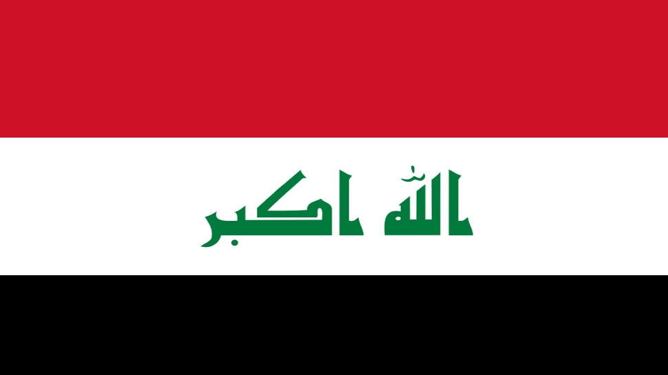 बगदाद में बहरीनी दूतावास में घुसे प्रदर्शनकारी, राष्ट्रीय झंडा हटाकर लगाया फलस्तीनी बैनर