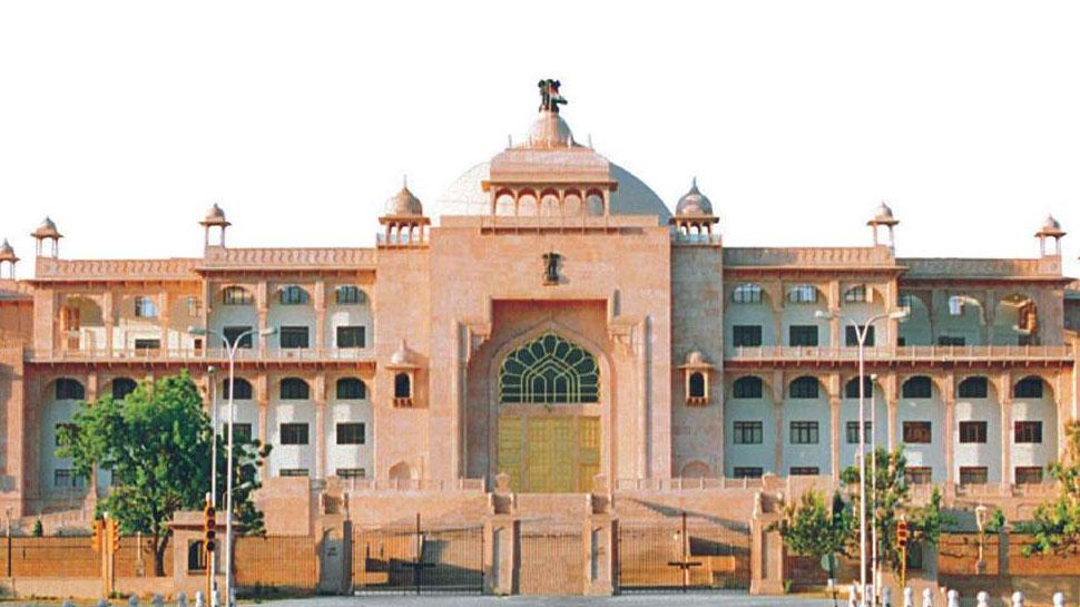 राजस्थान: बजरी माफिया को लेकर विधानसभा में हंगामा, आधे घंटे के लिए स्थगित की कार्रवाई