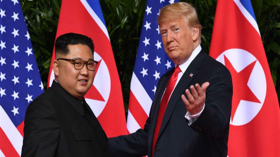 परमाणु निरस्त्रीकरण को लेकर उत्तर कोरिया के साथ वार्ता को तैयार है अमेरिका: द.कोरिया