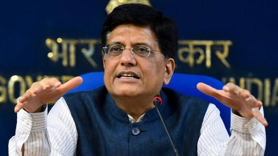 रेल मंत्री पीयूष गोयल बोले- रेलवे के निजीकरण की नहीं है कोई योजना