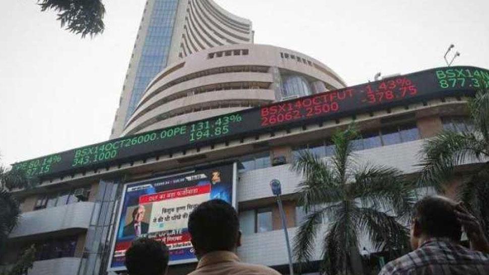 वैश्विक स्तर पर कमजोर रुख का दिखा असर, Sensex 192 अंक टूटा