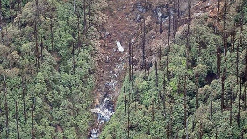 AN-32 विमान हादसा: दुर्घटनास्थल पर 12 जून से अभी भी फंसे हुए हैं पीड़ितों के बचावकर्मी