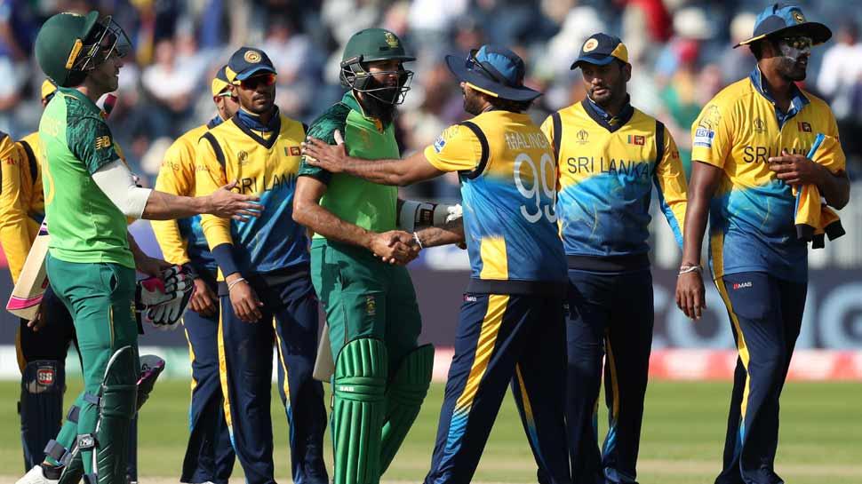 World Cup 2019: साउथ अफ्रीका के हाथों 9 विकेट से मात खाने के बाद श्रीलंकाई कप्तान ने दिया बड़ा बयान