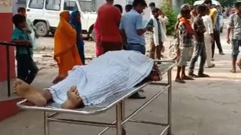 बिहारः रंगदारी में नहीं दिया खीरा तो अपराधियों ने कर दी गोली मारकर हत्या