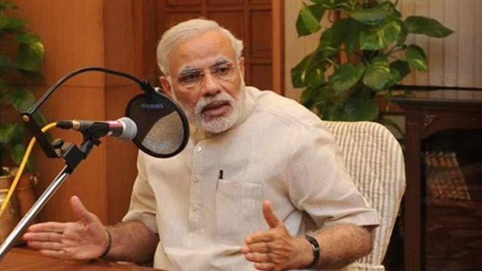 'मन की बात' में बोले PM मोदी, 'लोकतंत्र हमारे संस्कार और संस्कृति है'