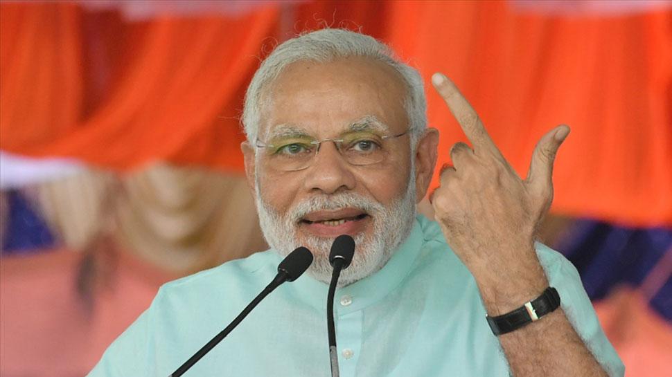 प्रधानमंत्री ने लोगों से स्वच्छता की तरह जल संरक्षण आंदोलन शुरू करने की अपील की
