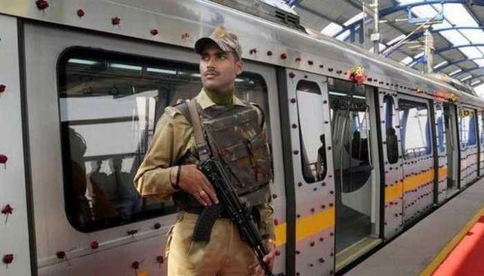 दिल्ली मेट्रो की सुरक्षा के लिए बढ़ाए जाएंगे 5 हजार अतिरिक्त CISF कर्मी, सरकार ने दी मंजूरी