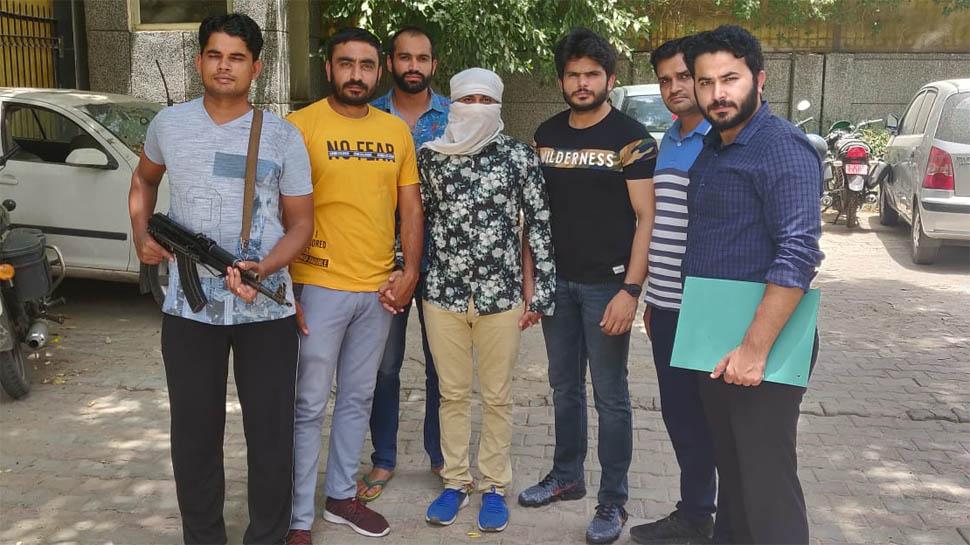 दिल्ली: एक लाख का ईनामी शार्पशूटर सोनू जाट गिरफ्तार, कई दिनों से था आतंक का पर्याय