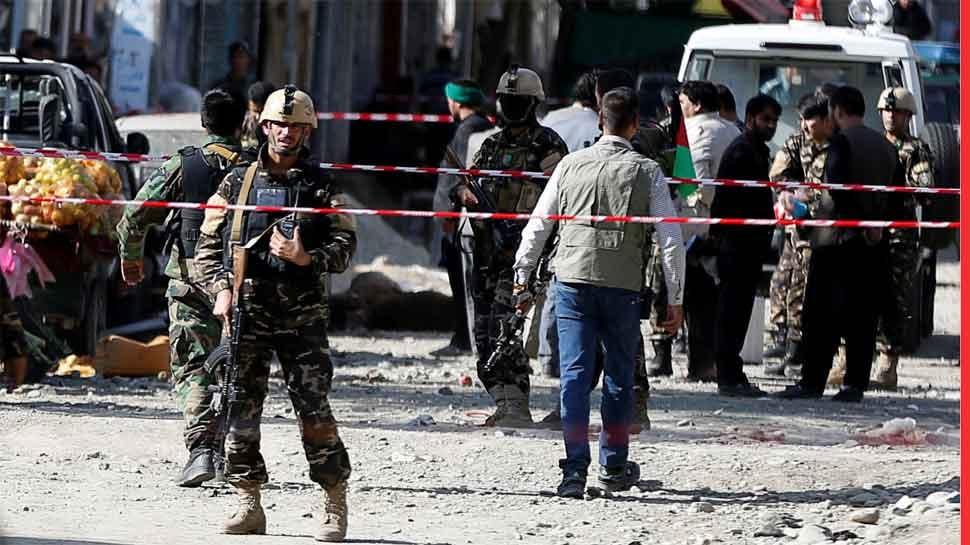 काबुल में विस्फोट, 34 की मौत और 68 घायल, तालिबान ने ली जिम्मेदारी