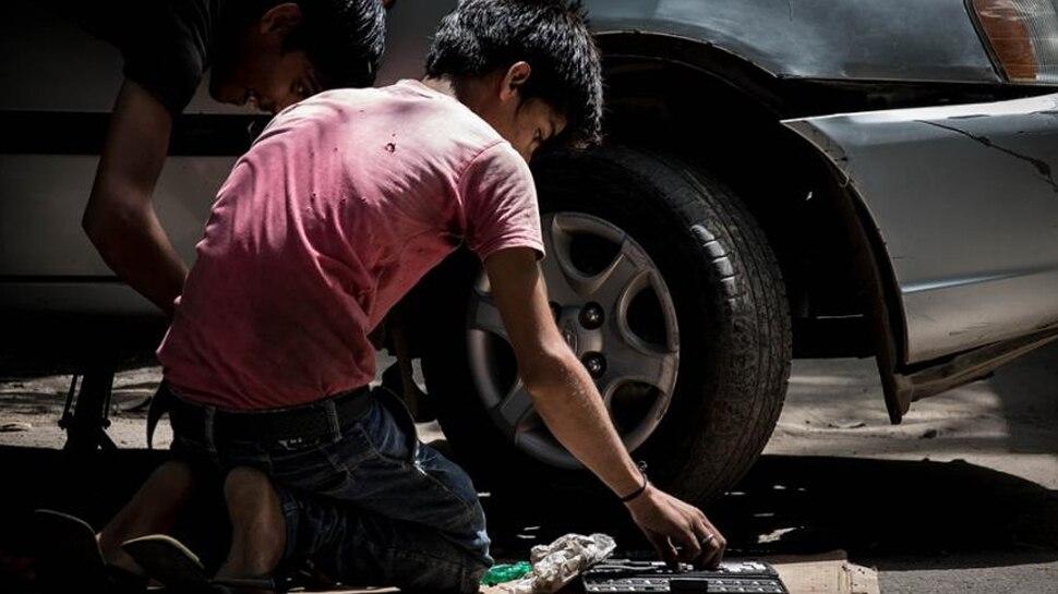 छत्तीसगढ़ के 16 बच्चों को बंधक बनाकर आंध्र में मजदूरी करा रहा था ठेकेदार, पुलिस ने कराया मुक्त