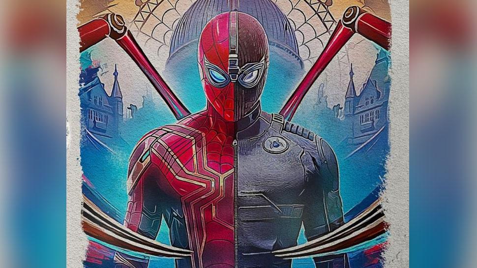 इंडिया गेट और ताजमहल पर चढ़ गया स्पाइडर-मैन! इस अंदाज में दिखा सुपरहीरो!
