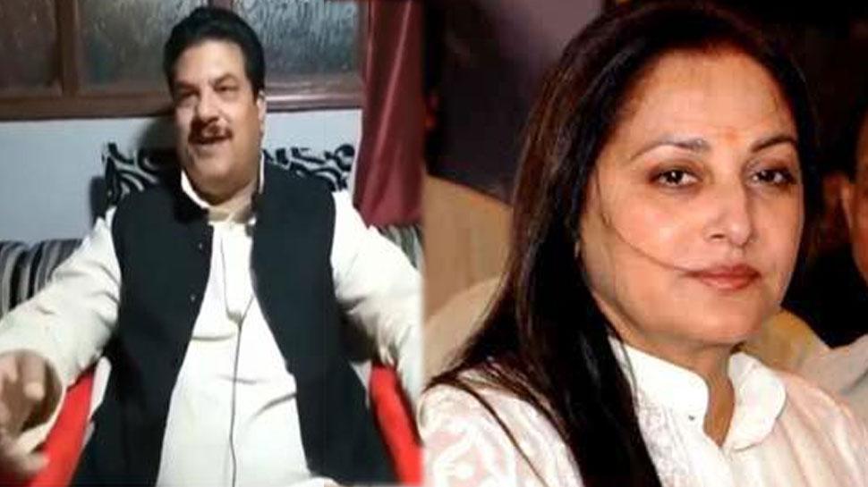 सपा नेता फिरोज खान बोले, 'मुझे जयाप्रदा से है जान का खतरा, दी जाएं सुरक्षा'