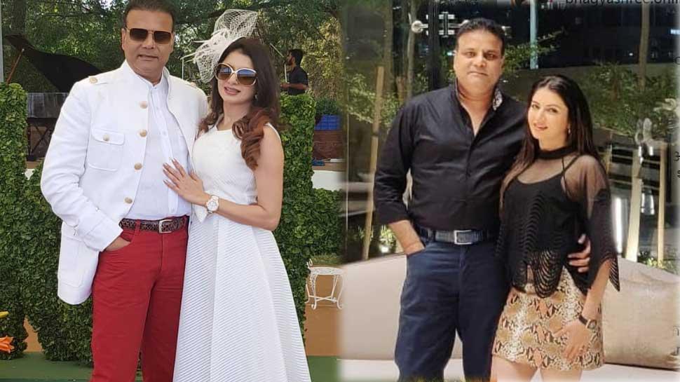 सलमान खान की एक्ट्रेस भाग्यश्री के पति को पुलिस ने किया गिरफ्तार, जमानत पर छूटे