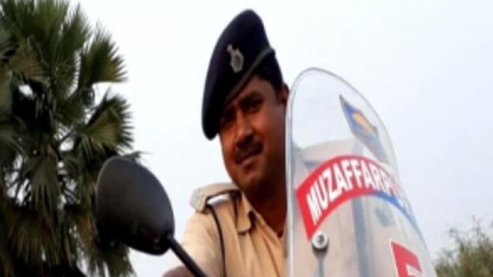 मुजफ्फरपुर : पुलिस लाइन में तैनात जवान ने की खुदकुशी, सर्विस पिस्टल से मारी गोली