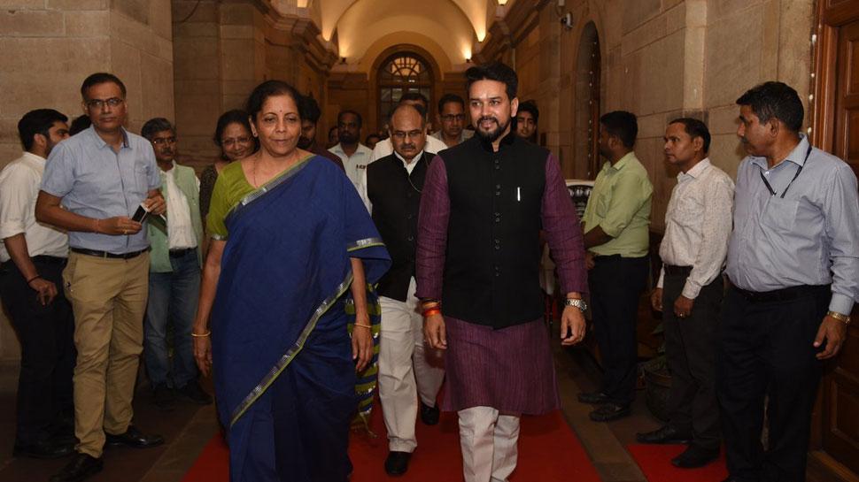 Budget 2019: वित्तमंत्री निर्मला सीतारमण की इस टीम की मदद से तैयार हुआ बजट