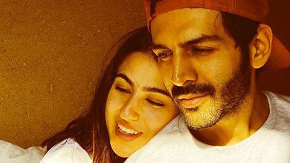 कार्तिक आर्यन और सारा अली खान की फिल्म के टाइटल से उठा पर्दा! यह है रोमांटिक ड्रामा का नाम