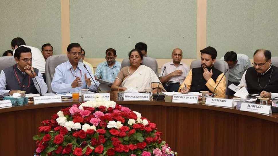 ISRO की नई वाणिज्यिक शाखा निगमीकृत : निर्मला सीतारमण