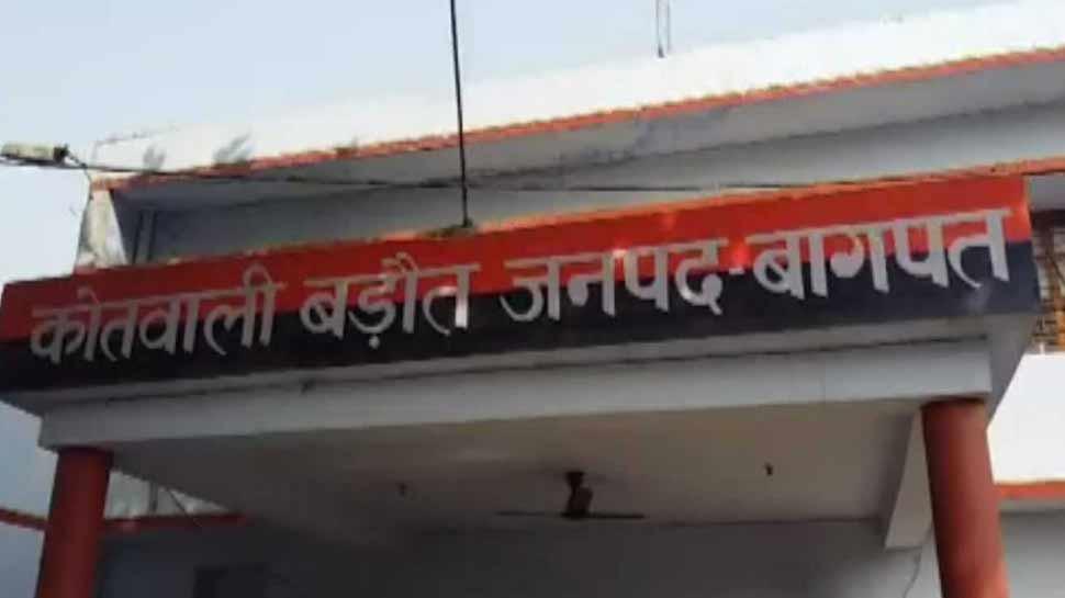 बागपत: ईंट भट्ठा मुनीम की छत से फेंककर हत्या, आरोपी CCTV में कैद, पुलिस ने किया गिरफ्तार