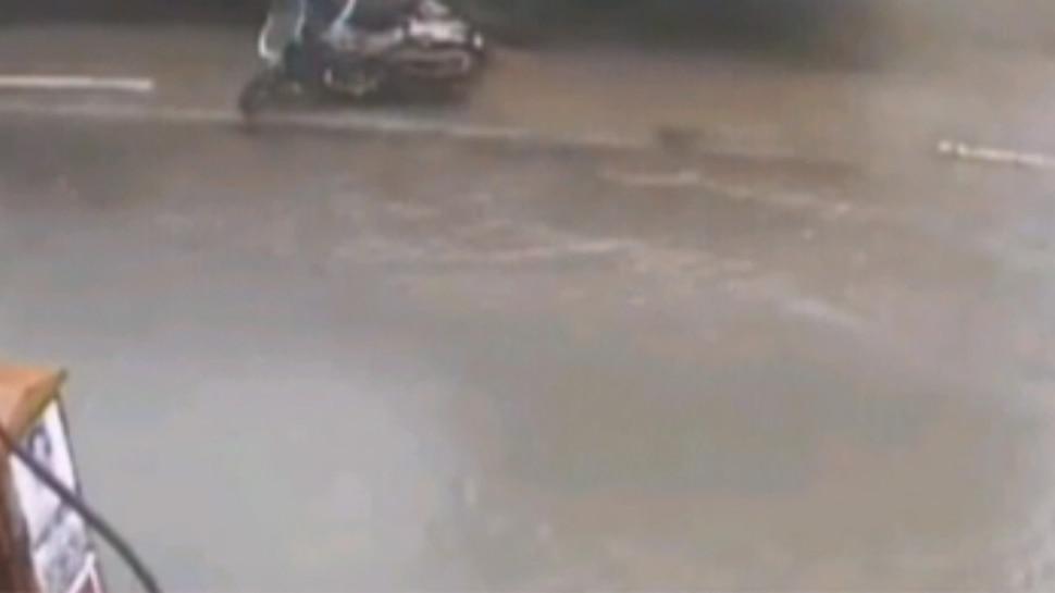 उज्जैन में लगातार बारिश से बढ़ा क्षिप्रा का जलस्तर, स्टापडेम हुए ओवरफ्लो