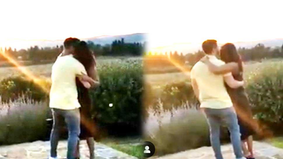 पहले नहीं देखा होगा प्रियंका और निक का ऐसा VIDEO, कुछ इस अंदाज में नजर आए दोनों