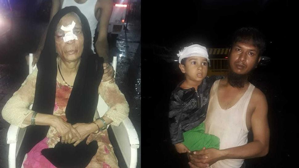 मुंबई: शिवाजी नगर में सोते लोगों पर भरभरा कर गिर गई इमारत, कई घायल