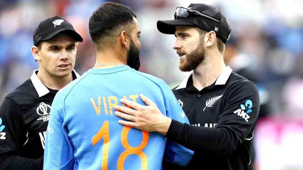 World Cup 2019: भारत ने सेमीफाइनल हारते ही कर ली पाकिस्तान के रिकॉर्ड की बराबरी
