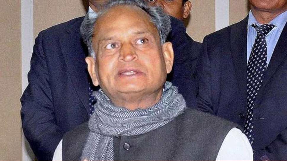 कर्नाटक मामले में राजस्थान CM अशोक गहलोत का बयान, कहा- BJP बेनकाब, लड़ेगी कांग्रेस