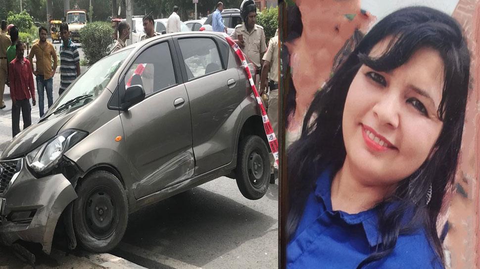 दिल्ली के द्वारका में महिला पर जानलेवा हमला, बदमाशों ने मारी 2 गोलियां