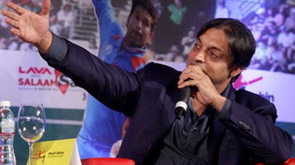 World Cup 2019: शोएब अख्तर ने बताया, अगर धोनी करते यह काम तो जीत जाती टीम इंडिया