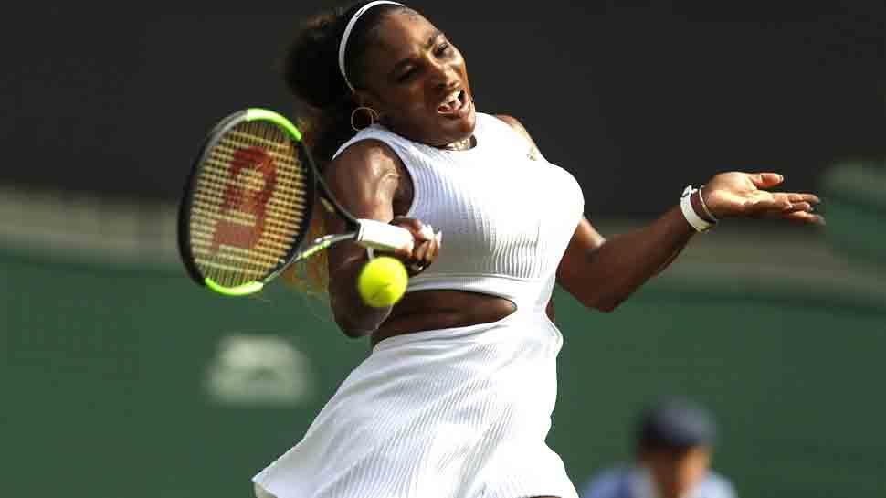 Wimbledon 2019: सेरेना 11वीं बार फाइनल में, पहली बार की फाइनलिस्ट हालेप से मुकाबला