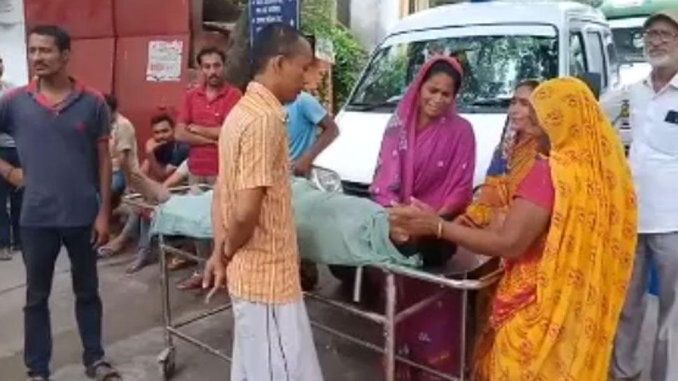 बिहारः बारिश की वजह से गिरे बिजली की तार की चपेट में आया छात्र, मौत