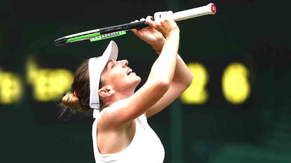 Wimbledon 2019: सिमोना हालेप ने रचा इतिहास, विंबलडन जीतने वाली पहली रोमानियन बनीं