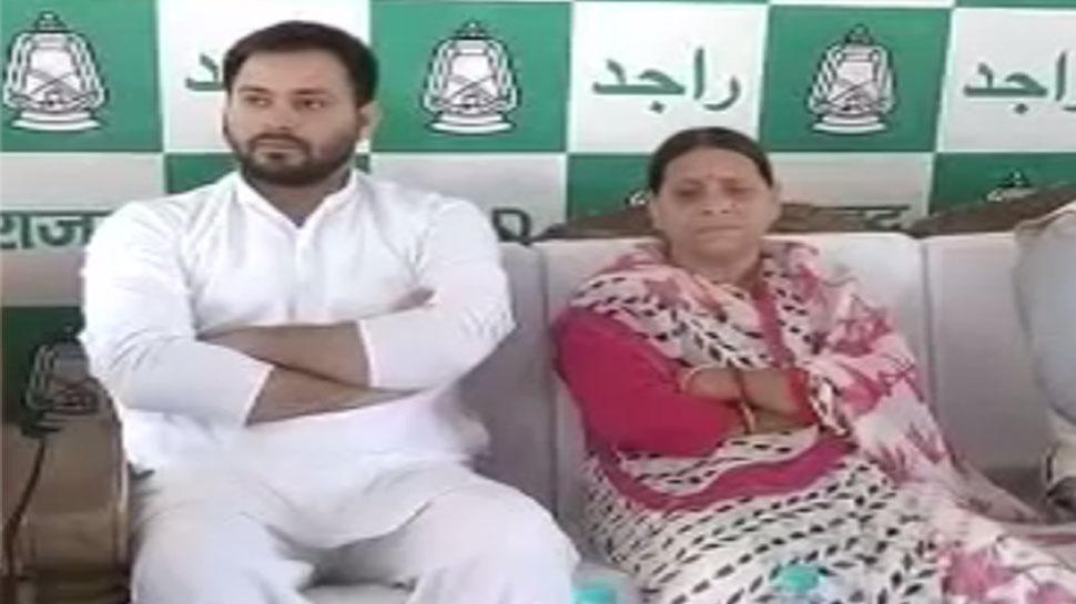 नीतीश कुमार के सर्वदलीय बैठक में नहीं शामिल हुए, दोनों सदनों के प्रतिपक्ष नेता