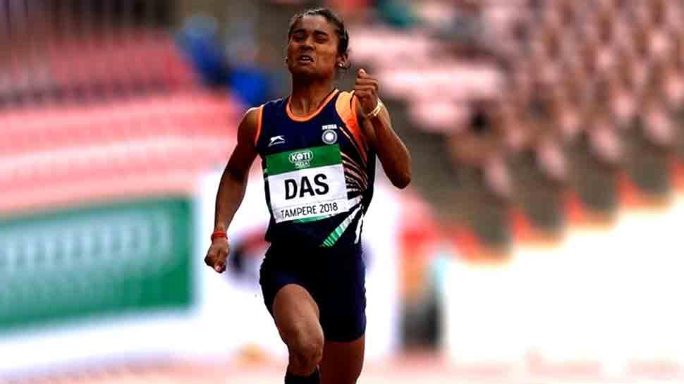 Athletics: हिमा दास ने 15 दिन के भीतर जीता तीसरा गोल्ड, अनस को मिला दूसरा गोल्ड