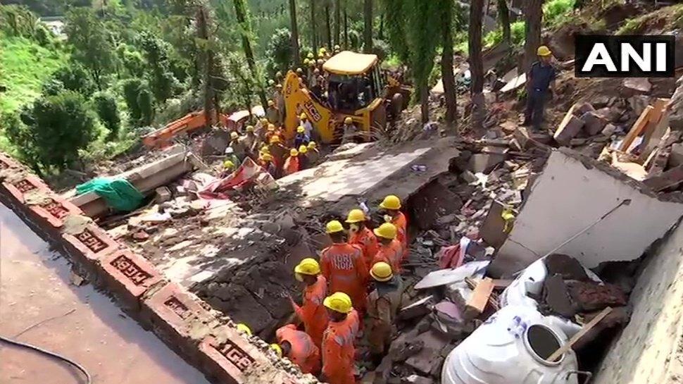सोलन हादसे में अब तक 13 शव बरामद, CM जयराम ठाकुर ने दिए जांच के आदेश