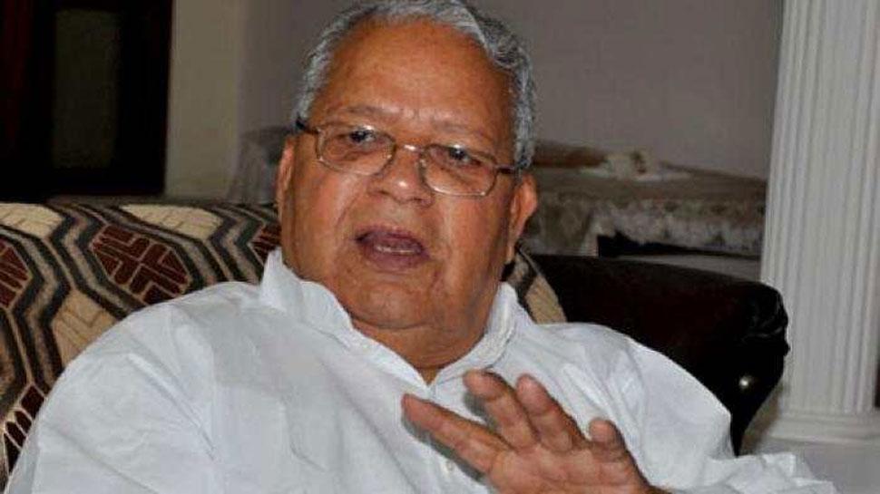 कलराज मिश्र हिमाचल प्रदेश के राज्यपाल नियुक्त, मोदी सरकार में रहे मंत्री