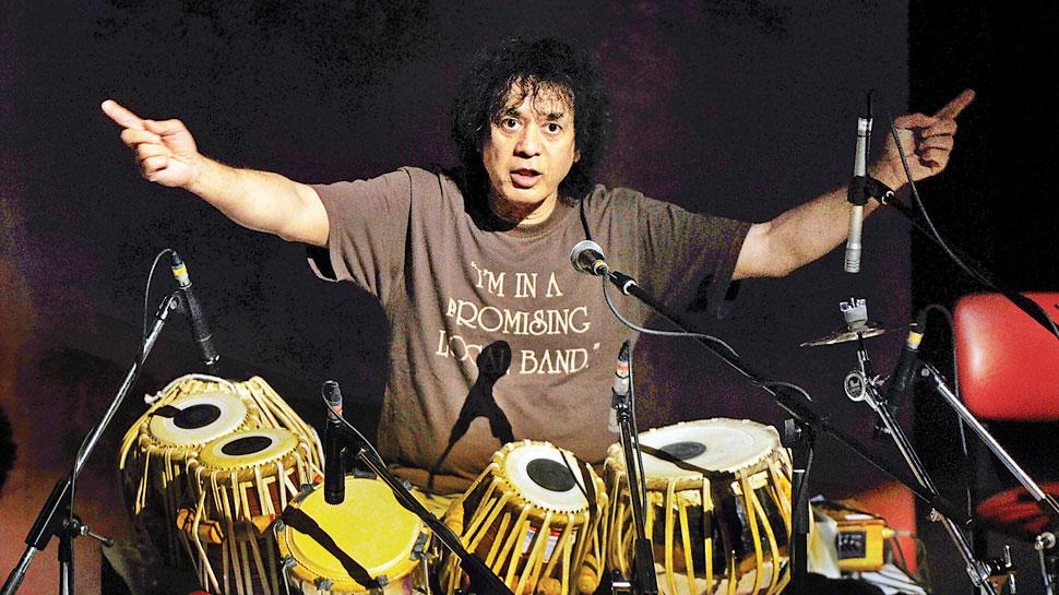 संगीत नाटक अकादमी फेलो के लिए जाकिर हुसैन, सोनल मानसिंह सहित 4 का चयन
