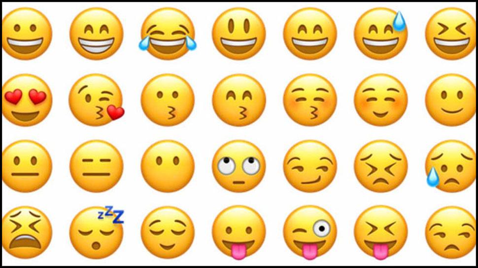 भारत के लोगों ने कौन से  Emoji का सबसे ज्यादा किया इस्तेमाल, रिपोर्ट में हुआ खुलासा