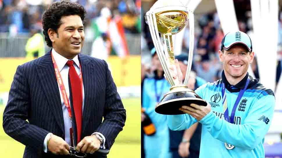 World Cup: सचिन ने कहा- 'बाउंड्रीज' से विश्व विजेता का फैसला गलत, यह हो सकता था सही तरीका