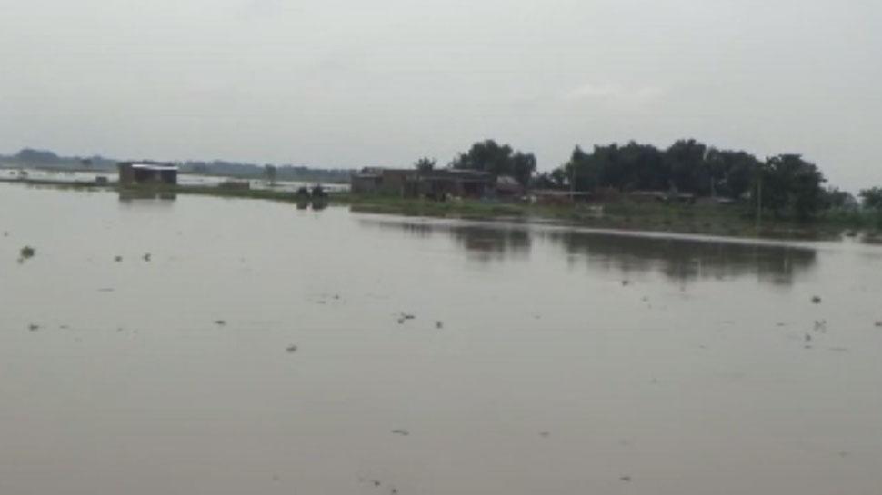बिहार: बाढ़ की भयावह स्थिति के बाद स्वास्थ्य विभाग पूरी तरह तैयार, लगाए गए राहत शिविर-कैंप