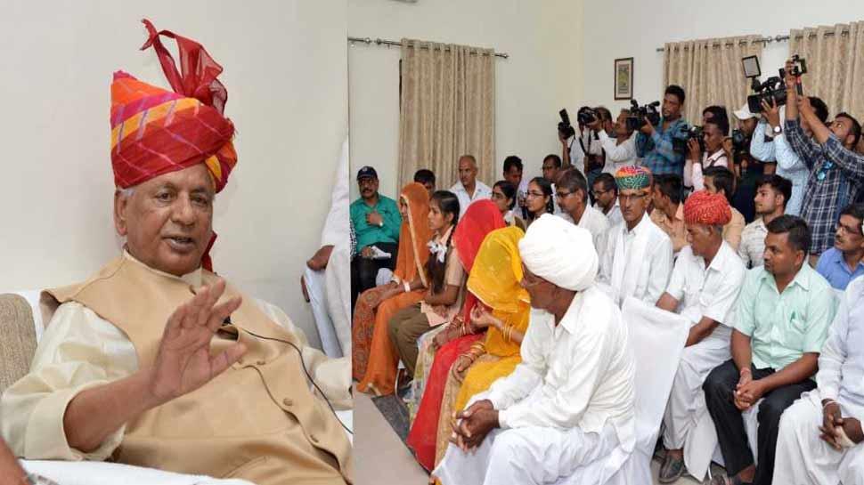 राज्यपाल कल्याण सिंह बोले, 'देश की तरक्की के लिए गांव का स्मार्ट होना जरूरी'