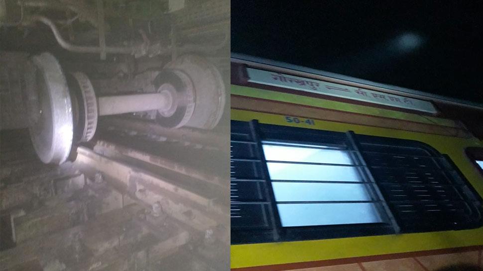 मुंबई: CSTM से गोरखपुर जानेवाली अंत्योदय एक्सप्रेस पटरी से उतरी, राहत कार्य जारी