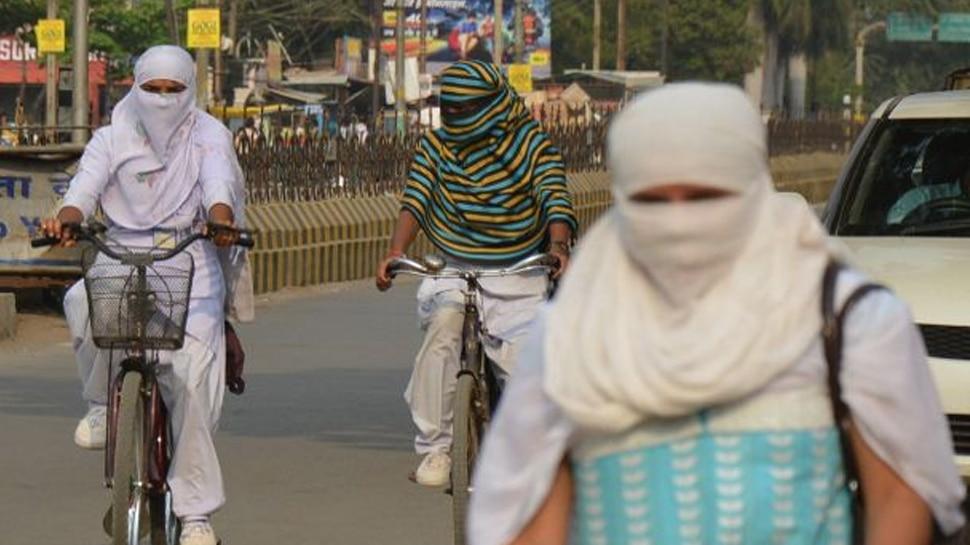 बिहार में उमस भरी गर्मी, तापमान में इजाफा, कई इलाकों में आंशिक बदली भी